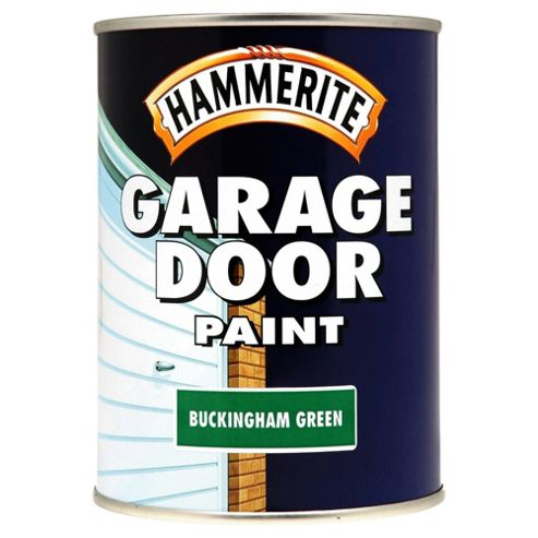 Hammerite Garage Door Paint Buckingham Green 0.75L