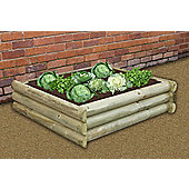 Zest 4 Leisure Square Raised Bed