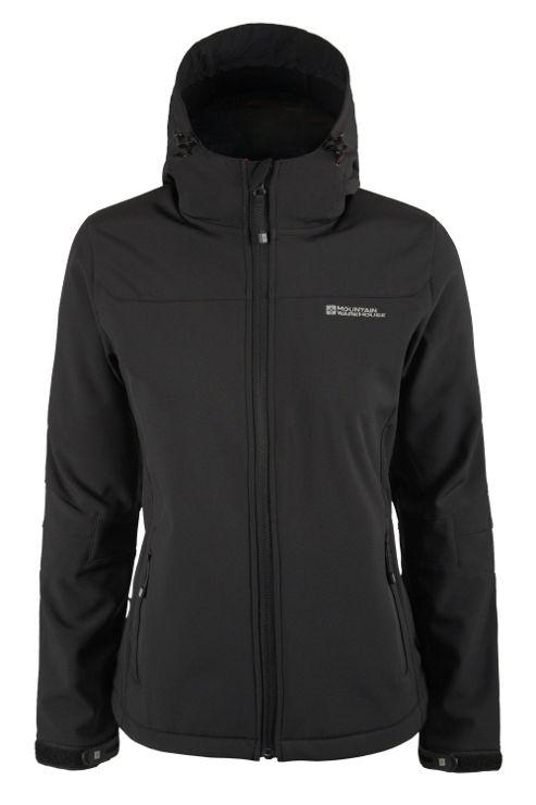 Exodus Womens Ladies Softshell Windproof Cycling Running Hiking Jacket Coat