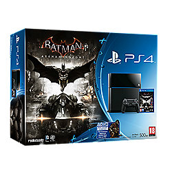 Batman Arkham Knight & PS4 Console 500GB