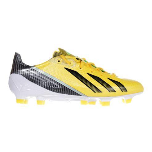 Adidas F50 Adizero Trx Fg Firm Ground Youth Kids Football Soccer Boot - Yellow