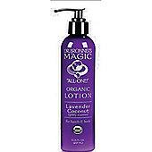 Lavender Lotion Organic