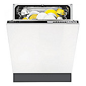 ZANUSSI ZDT21001FA Fully Integrated Dishwasher,A+ Energy Rating,White