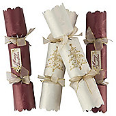 Tesco Luxury Traditional Christmas Crackers, 6 Pack