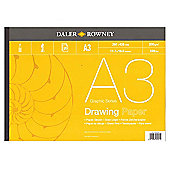 Daler Rowney Drawing Paper A3