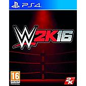 WWE 2K16 PS4