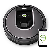 iRobot ROOMBA960 Robot Vacuum with AeroForce Cleaning 3-Stage System and up to 75 minutes Continuously Cleaning