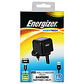 Energizer Samsung Tablet Cable & Mains Charger