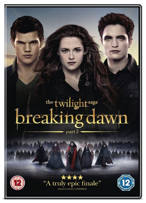 The Twilight Saga: Breaking Dawn: Part 2 (DVD)