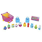 Shopkins Pack of 10 Minifigures
