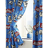 Surfs Up Curtains 72s