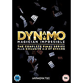 The A to Z of Dynamo (DVD)