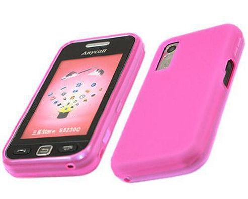 ProGel GEL-S5230 Skin Case for Samsung S5230 Tocco Lite - Pink