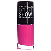 Maybelline Nails Colour Show 262 Pink Boom