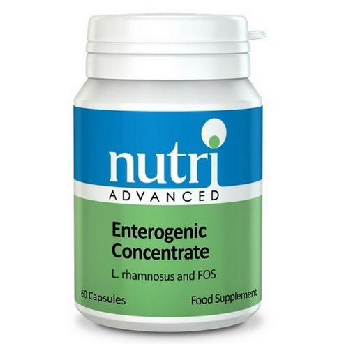 Nutri Ltd Enterogenic Concentrate 60 Capsules