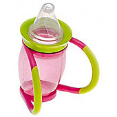 Brother Max 4-in-1 Trainer Cup (Pink/Green)