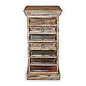 Shankar Enterprises New England 7 Drawer Chest