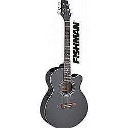 Rocket SA40 Mini Jumbo Electro Acoustic Cutaway Guitar