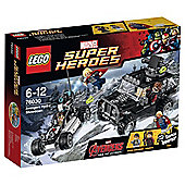 LEGO Marvel Super Heroes Avengers Hydra Showdown 76030