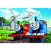 Thomas and Friends At the Windmill Puzzle