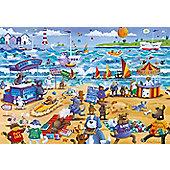 Beach Buddies - 500pc Puzzle