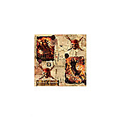 Texco Jack Sparrow Pirats Bed Set in Cream