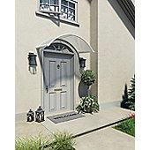 Palram Door Cover Canopy Corona 1580 White twinwall