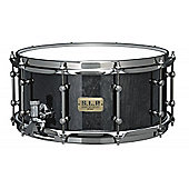 Tama LMB1465 SLP 14x6.5in Maple Snare (Maple Burl w/Black Nickel Hardware)