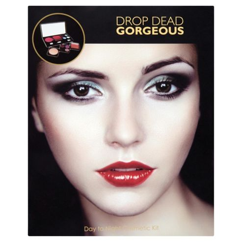 Drop Dead Gorgeous Day to Night Cosmetics Kit