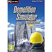 Demolition Simulator /pc - PC