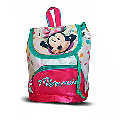 Disney Minnie Mouse Satin 'Classic' Backpack