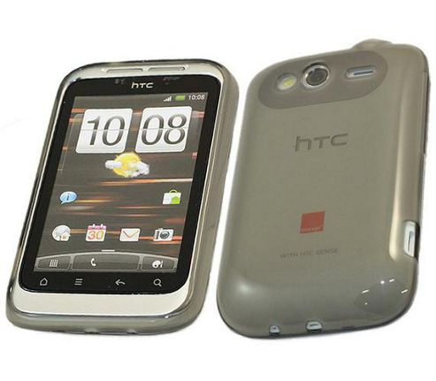 ProGel Skin Case - HTC WildFire S - Black