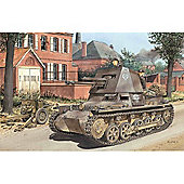 Dragon - Panzerjager I 4.7cm PaK(t) Early Production - 1:35 Scale 6258