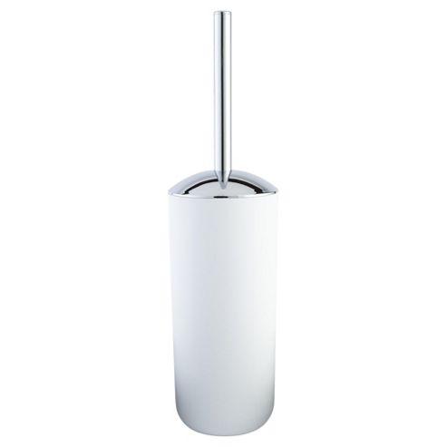 buy tesco basic plastic toilet brush white from our. Black Bedroom Furniture Sets. Home Design Ideas