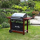 BillyOh Acorn 3 Burner Hooded Gas Barbecue Including Gas Hose & Regulator