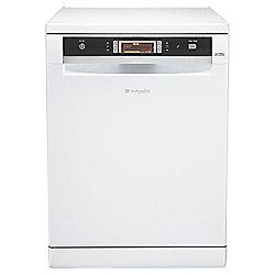 Hotpoint Dishwasher, FDUD43133P, White