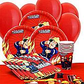 Fireman Sam Party Pack For 8
