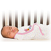 Summer Infant Small SwaddleMe Luxury Swaddling Wrap (Rolley Polley)