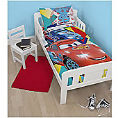 Disney Cars Champ Junior Duvet Cover and Pillowcase Set