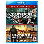 London Has Fallen & Olympus Has Fallen Blu-ray
