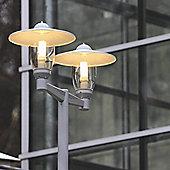 Roger Pradier Bristol 1 No. 6 Post Lantern - Dark Grey