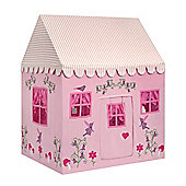 Kiddiewinkles 2-in-1 Enchanted Garden & Fairy Woodland Playhouse Tent, Large