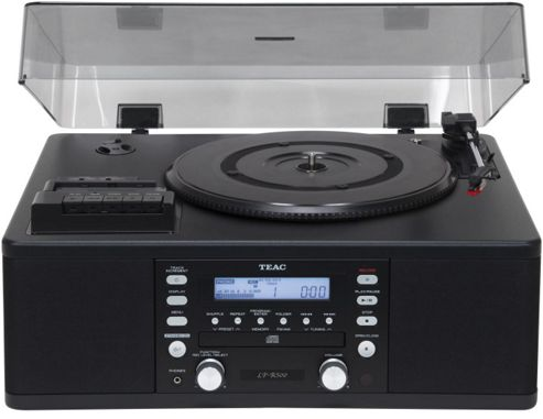 Teac LPR500 Vinyl and Cassette Copystation
