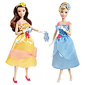 Disney Pincess Teatime Doll Duo