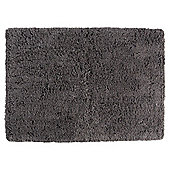 Tesco House of Cotton charcoal Luxury Bath Mat