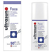 Ultrasun Face 50+ 50ml