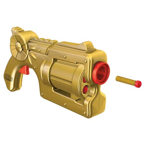 Mega Bloks Skylanders Trigger Happys Dart Launcher