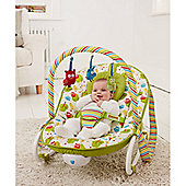 B Owls 2 in 1 Rocker and Bouncer