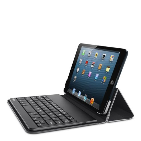 Belkin Portable Keyboard Case for iPad Mini (Black)