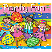 ELC Children's Party Fun CD
